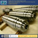 Grosser Stahl zerteilt die Rohr CNC maschinelle Bearbeitung