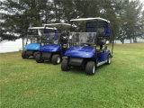 W Ezgo конструкции электрическая тележка 1800 гольфа для сбываний