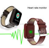 Sos 단추 심박수 모니터 D28를 가진 성숙한 GPS 추적자 시계