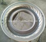 Fabricante de dos piezas del molde del neumático de la moto