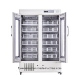 Ce, alta qualità di prezzi bassi del frigorifero della Banca di anima del cassetto di approvazione 1000L di iso