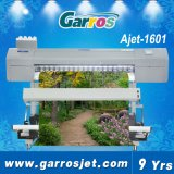 Imprimante bon marché d'Eco Sovent de grand format des prix de Garros Ajet 1601 avec la tête Dx5