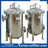 De Huisvesting van de Filter van de Zak van het roestvrij staal voor de Industriële Filtratie van het Water