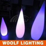 Lampada decorativa a pile del regalo di goccia dell'acqua colorata magia del LED