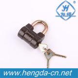 Yh9156 cadeados baratos com chave mestre com 3 chaves