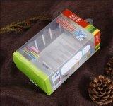 OEM die afgedrukt plastic zuigflespakket (verpakkingsdoos pp) brandmerken
