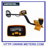 Md-6150 de digitale Ondergrondse Gouden Detector van het Metaal van de Lange Waaier