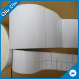 Крен стикера слипчивого ярлыка лоснистой бумаги с покрытием термально для ценника