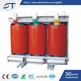 Trasformatore di potere Dry-Type del commutatore di colpetto del su-Caricamento della resina del getto dell'epossidico