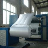 Plastik-PS-Schaumgummi-saugfähiger Blatt-Extruder, der Maschine herstellt