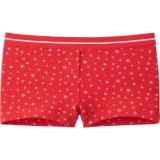 Ladies Boy Shorts Boxer Mode Femmes Femmes Sous-vêtements
