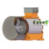 80квт 500 об/мин магнитного генератора, 3 фазы AC постоянного магнитного генератора, использование водных ресурсов ветра с низкой частотой вращения