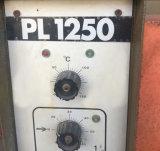 Verwendete Italien-hydraulisches Atom-lederne prägenmaschine (PL1250)