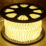 ETLの証明のクリスマスの照明SMD3528 60LED/Mロープライト