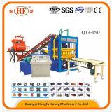 Máquina de fatura de tijolo \ areia concretas automáticas para cimentar máquinas