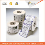 Etiquetas de envío de la impresora láser imprime una etiqueta personalizada etiqueta etiqueta de papel