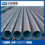 Pipe de fissure d'acier du carbone 159*5 avec la conformité d'OIN