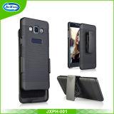 Escudo Holster Armor combinado Mobile Phone Caso para Samsung Galaxy A5