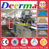 Plafond en PVC de décisions Machines / panneau de plafond PVC Extrusion Machine