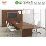 贅沢な木の会議の席、高品質MDFの取締役会議表