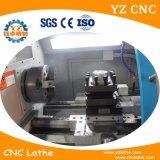 중국 높은 정밀도 금속 절단 CNC 선반 기계