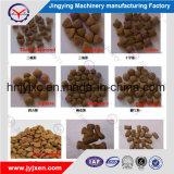 Питание лепешки любимчика цыплятины еды рыб низкой цены изготавливания фабрики Jingying плавая животное делая линию машины