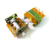 8개의 위치 선별기 로터리 스위치 사용된 전기 히이터