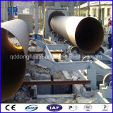 Qgw Serien-Stahlrohr-äußere Wand-Granaliengebläse-Gerät