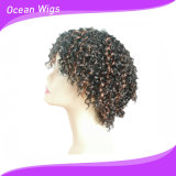 Hot Selling Short Curly Synthetic Wig