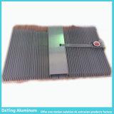 Profils en aluminium industriels de radiateur d'extrusion de précision
