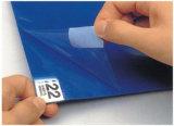 クリーンルームのためのPEの青いカラー粘着マット