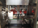 자동적인 애완 동물에 의하여 병에 넣어지는 선형 식용 기름 충전물 기계