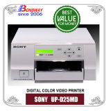 초음파 기계, up-D25MD 의 열 영상 인쇄 기계를 위한 소니 디지털 컬러 비디오 인쇄 기계