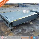 Rampas elétricas da doca de descarregamento do caminhão da rampa hidráulica estacionária do recipiente