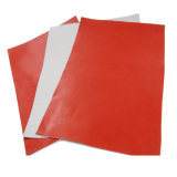 Recubierto de silicona Flexible telas de aislamiento