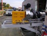 O extrusor de PVC para grânulo tornando