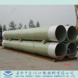 GRP bobinado de filamento de tuberías de agua potable