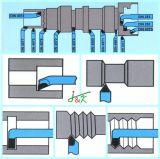 De Hulpmiddelen van /Turning van de Hulpmiddelen van de Draaibank van het carbide door Staal voor het Gebruik van Machines