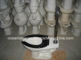 Gabinetto di ceramica standard della valvola a livello di Amercial Siphonic (no. 857)