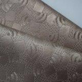 Retro cuoio del PVC della decorazione del coperchio della parete di struttura per il rivestimento della mobilia