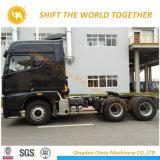 판매를 위한 중국 트랙터 트럭 FAW 6X6 380HP 견인 차량