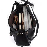 Borsa di cuoio di grande capienza delle borse di modo della borsa di disegno della borsa della signora di sacchetto delle donne della borsa dell'unità di elaborazione spalla (WDL0532)