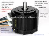 10KW do Motor de c.c. sem escovas para carros eléctricos, Elevadores eléctricos de barco, Motociclo eléctrico