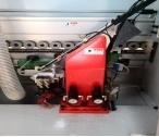 Holzbearbeitung automatische Belüftung-Rand-Banderoliermaschine für die Kabinettsbildung