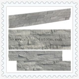 Chine Hot Sale Blue Wood Stone Stone Slate pour revêtement mural