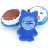 Encantadora de Travamento das sapatas em PVC maleável para crianças de equipamento para decoração (shc001)