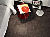 Azulejo de piedra vendedor caliente de la porcelana del cemento IMD2694