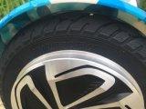 2개의 바퀴 크로스 컨트리 전기 각자 균형 서 있는 스쿠터