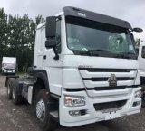 HoofdVrachtwagen van de Vrachtwagen van de Tractor van de Vrachtwagens HOWO van China de Nieuwe 6X4