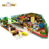 Play Station bon marché de l'équipement de divertissement de haute qualité renouvelable de l'aire de jeux intérieure